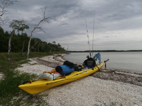 camping-out-of-a-kayak