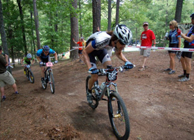 Five Bike Races in State Parks